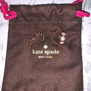 Kate Spade Gatsby Dot Earrings